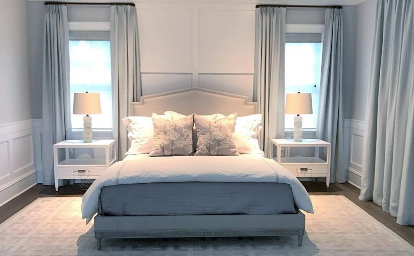 Hilton Head Furniture - The Beaumont Bed By Mary McDonald