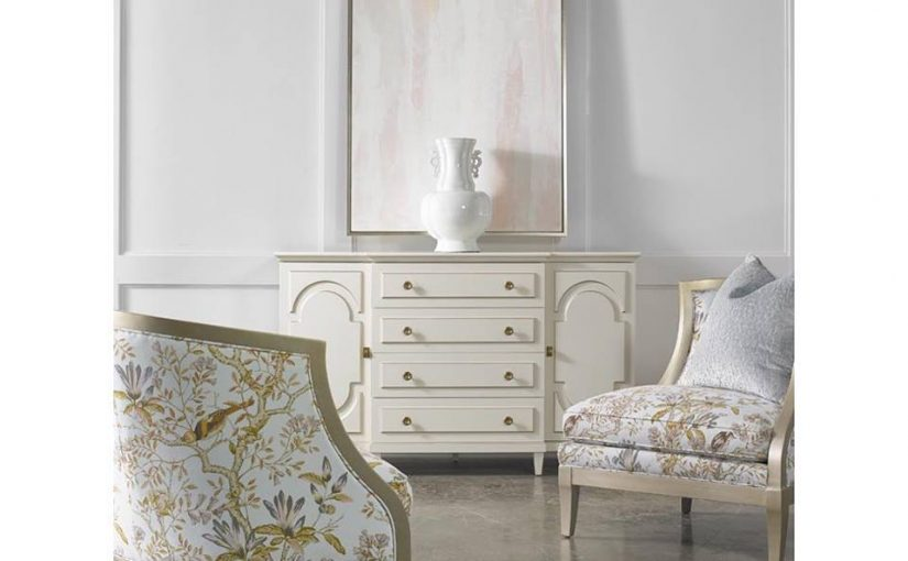 Hilton Head Furniture Store - Today's Fashion: The New Milan Credenza  Hickory White.