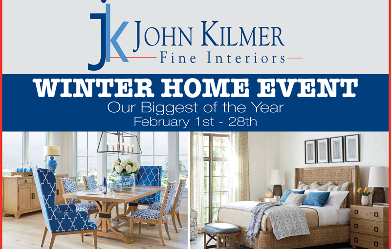 Hilton Head Furniture - Winter Home Sales Circular