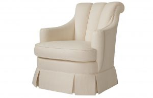 Hilton Head Furniture - The Channel Back Lounge Chair