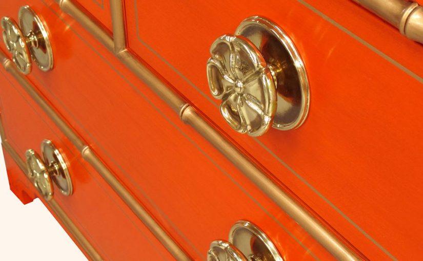 Hilton Head Furniture - The Pinwheel Chest – Dorothy Draper Collection