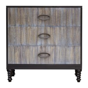 Hilton Head Furniture - Facets Three Drawer Chest