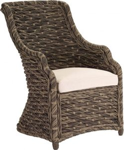 Hilton Head Furniture Store - Ernest Hemingway Accent Dining Arm Chair