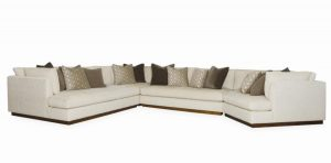 Hilton Head Furniture - Carrier Sectional