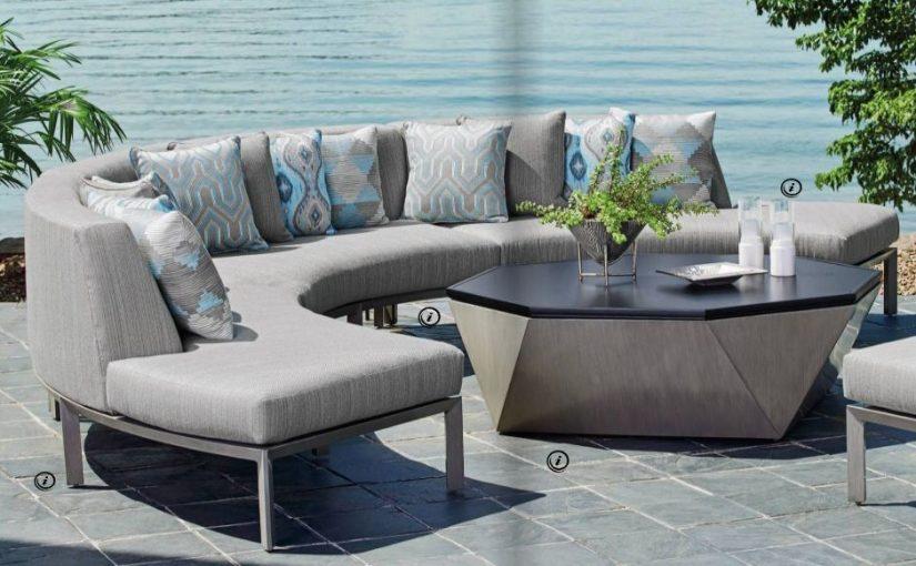 Hilton Head Furniture - The Del Mar Collection