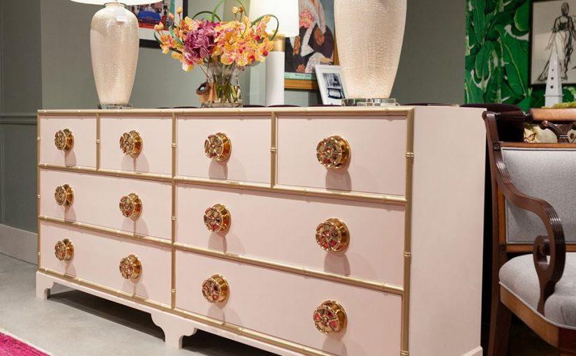 Hilton Head Furniture Store - Double Pinwheel Chest