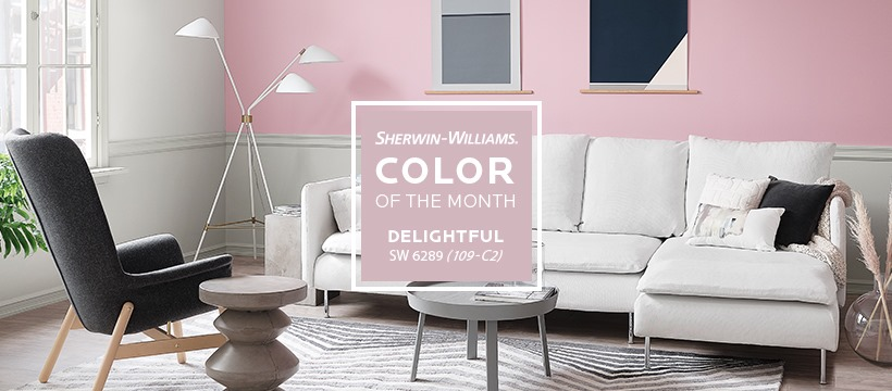The Color Of The Month From Sherwin Williams John Kilmer