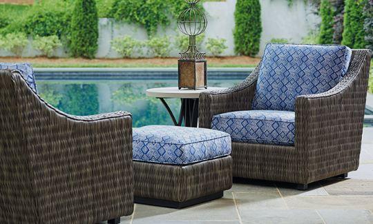 Hilton Head Furniture - Tommy Bahama Cypress Point Ocean Terrace