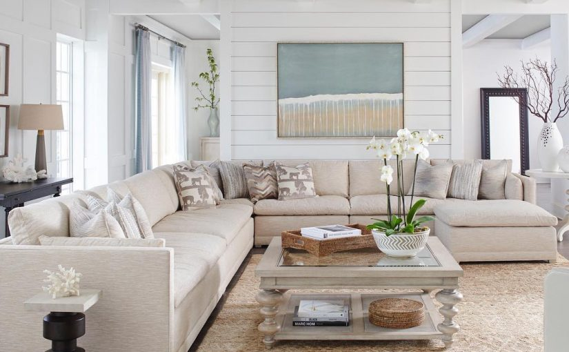 Hilton Head Furniture Store - The New Colony Sectional Sofa