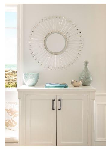Hilton Head Furniture Store - Barclay Butera's Starburst Mirror