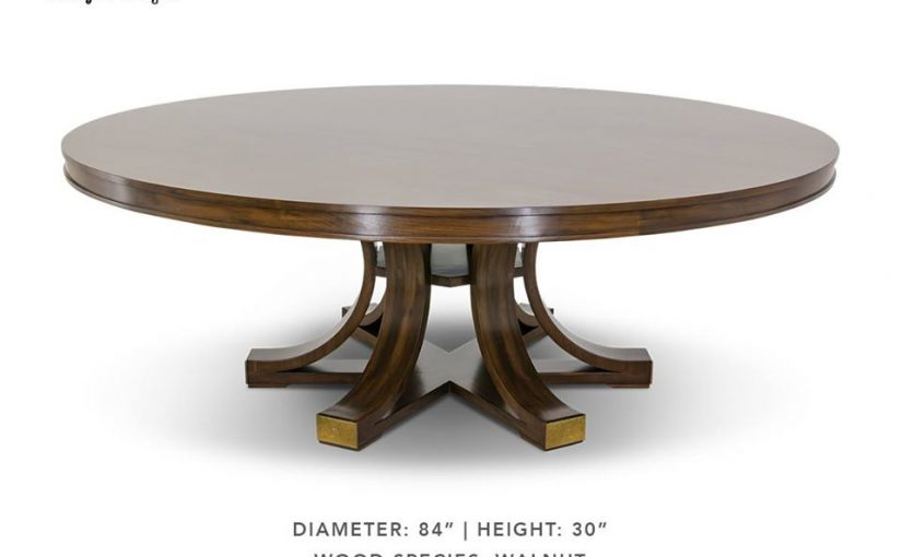 Hilton Head Furniture - A Dining Table Fit For A King And Queen!