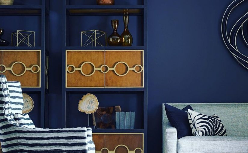 Hilton Head Furniture - This Sweet And Stylish Etagere Has It All!