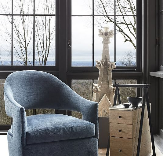 Hilton Head Furniture Store - Shea Swivel Chair  The Ray Booth Collection By Hickory Chair