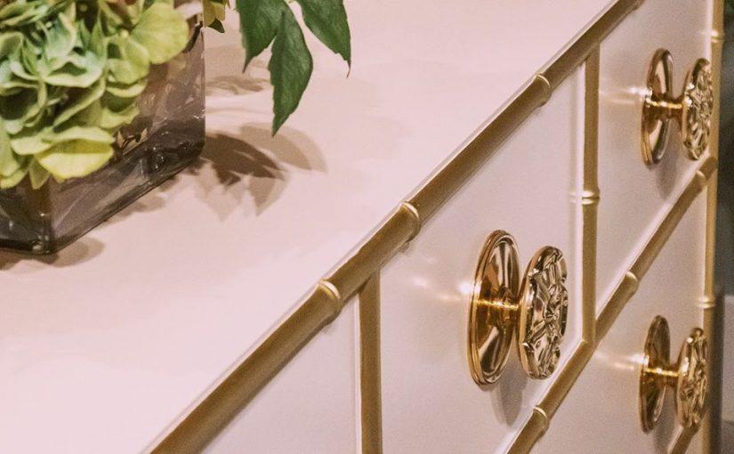 Hilton Head Furniture Store - Double Pinwheel Chest  Kindel Furniture