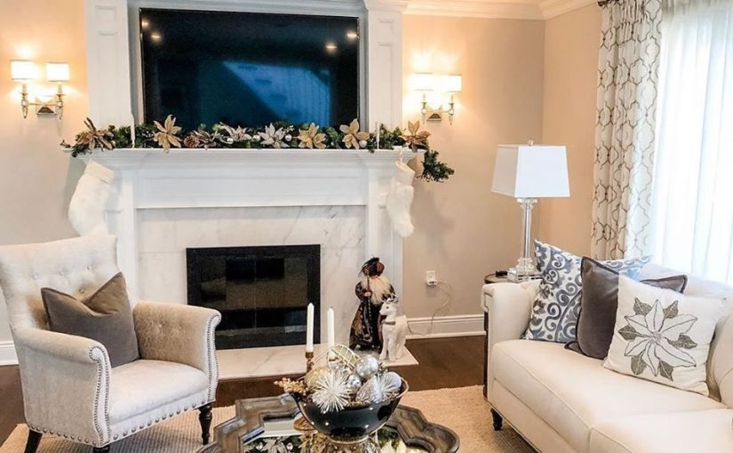 Hilton Head Furniture Store - Warm And Cozy Sherrill Furniture For The Holidays!