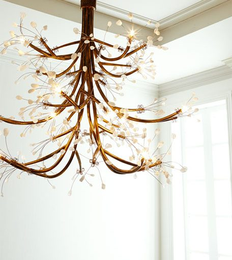 Hilton Head Furniture Store - Jewelry For Your Ceiling!