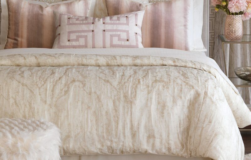 Hilton Head Furniture Store - Today's Fashion: The HALO COMFORTER  Eastern Accents.