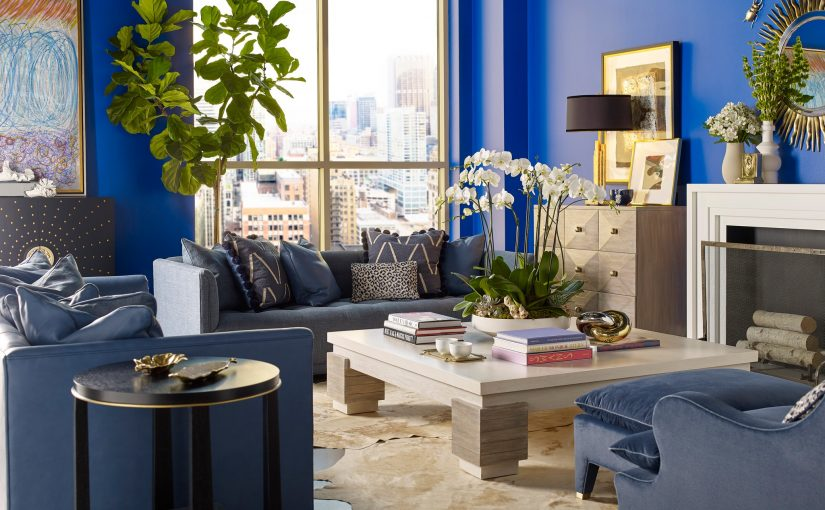 Hilton Head Furniture Store - Starting The New Year Off By Celebrating Pantone's Color Of The Year: Classic Blue