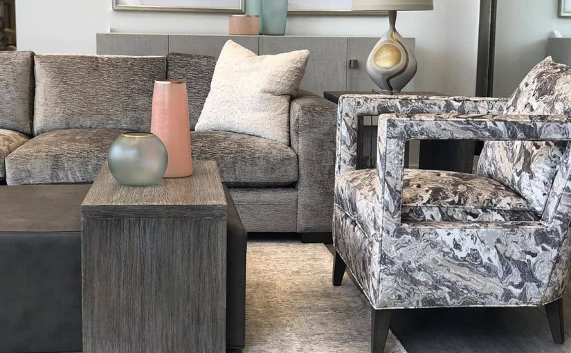 Hilton Head Furniture Store - Neutral Tones And Texture With Chaddock Furniture