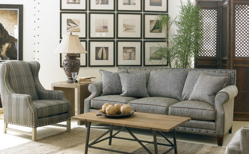 Hilton Head Furniture Store - Sherril Furniture 2361 Sofa