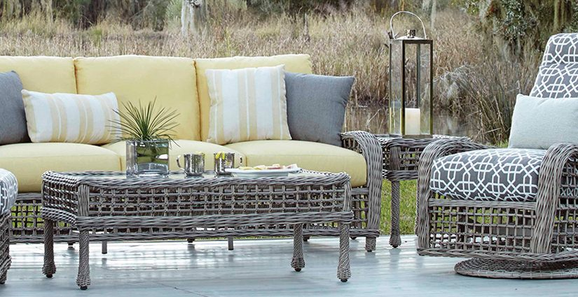 Hilton Head Furniture - Getting Into Spring With Lane Venture