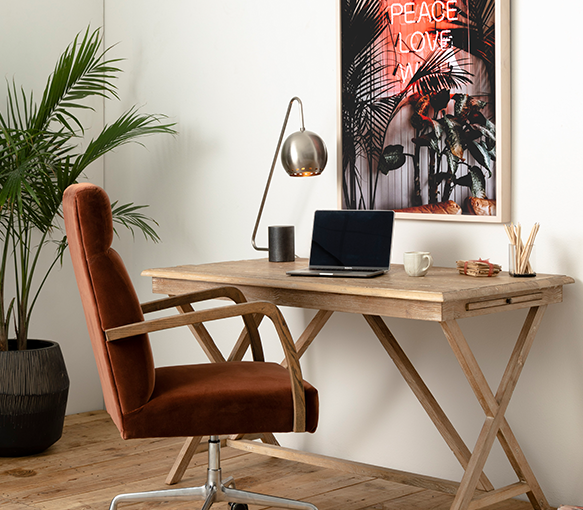 Hilton Head Furniture Store - Keep Your Creativity In Motion With The Palma Desk