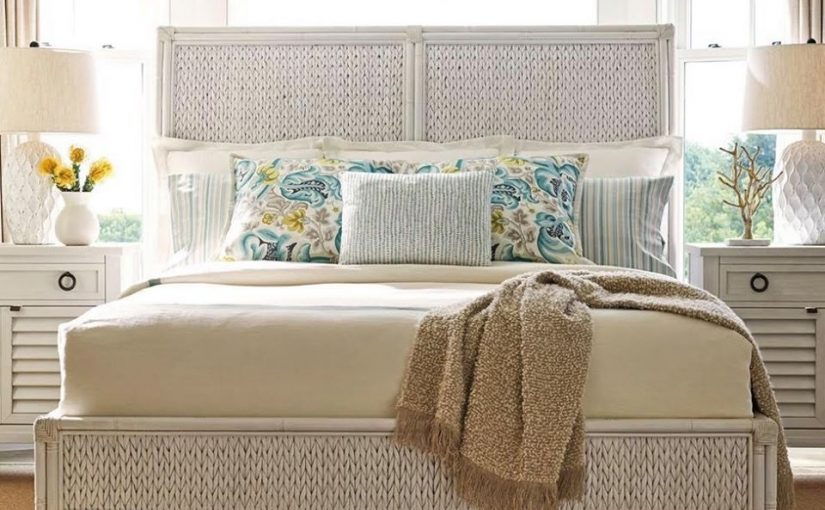 Hilton Head Furniture - Add A Fresh, New Spring Look To Your Bedroom With The Ocean Breeze Collection
