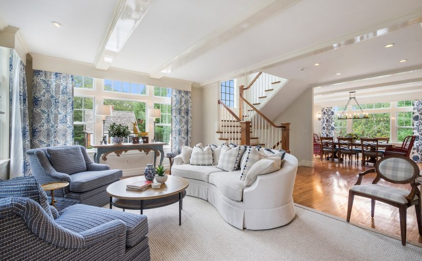 Hilton Head Furniture Store - A Beautiful Living Room Design Featuring Century Furniture