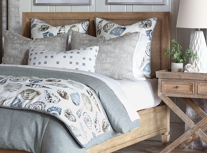 Hilton Head Furniture - Get Comfortable With Eastern Accents Bedding!
