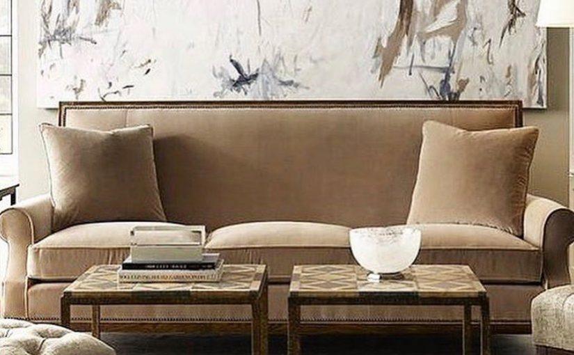 Hilton Head Furniture - Today's Fashion: Pierre Sofa  Hickory Chair