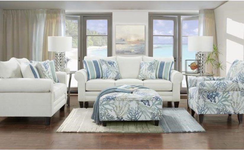 Hilton Head Furniture Store - Light, Bright, And Coastal!