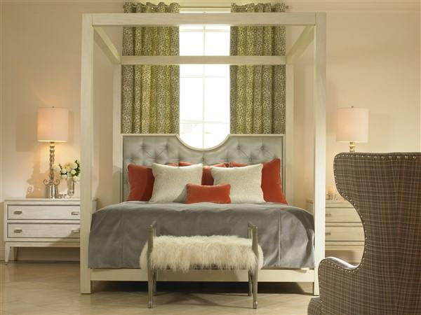 Hilton Head Furniture - Le Baron Bed By CHADDOCK