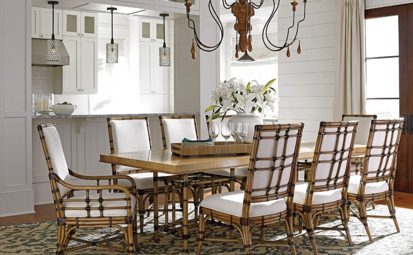 Hilton Head Furniture - Twin Palms By Tommy Bahama Home