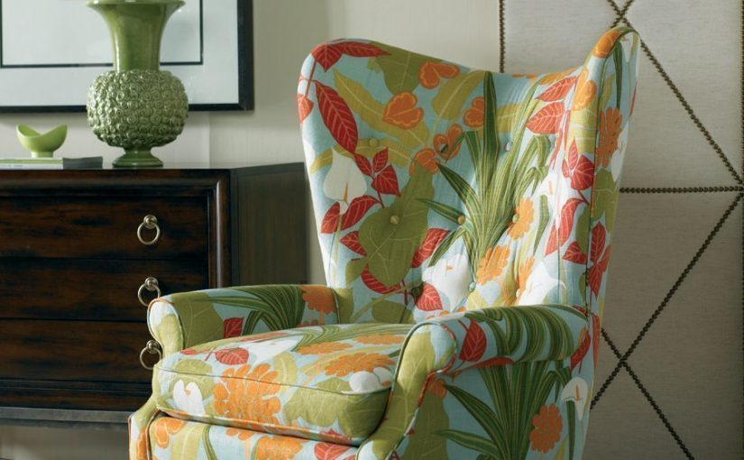 Hilton Head Furniture Store - Fun Fabrics With Sherrill Furniture
