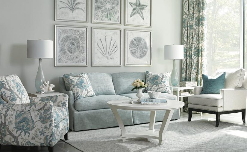 Hilton Head Furniture Store - Get Lost In Gentle Hues Of Blue
