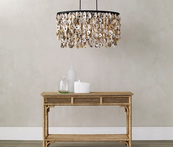 Hilton Head Furniture - Today's Fashion: The Stillwater Oval Chandelier