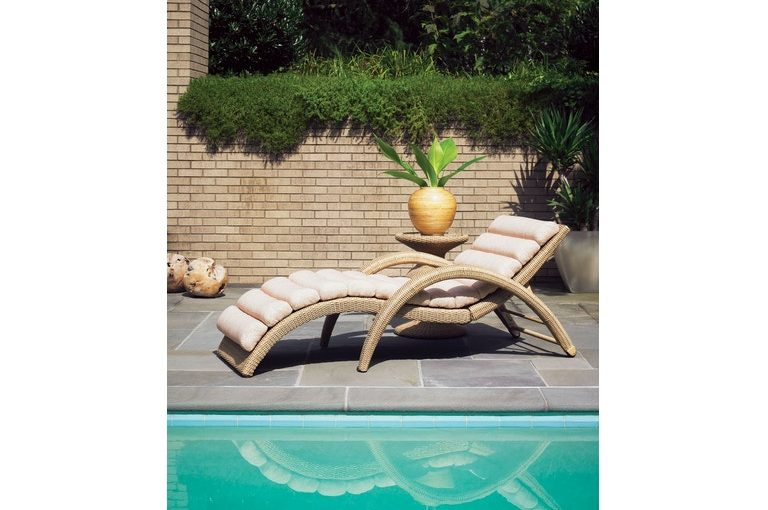 Hilton Head Furniture Store - The Tommy Bahama Outdoor Living OutdoorPatio Chaise Lounge