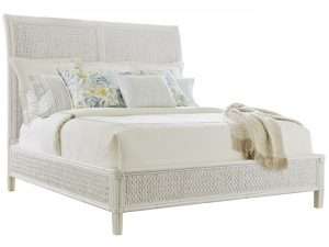 Hilton Head Furniture Store - Siesta Key Woven Bed 6/6 King