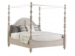 Hilton Head Furniture Store - Heathercliff Poster Bed 6/6 King
