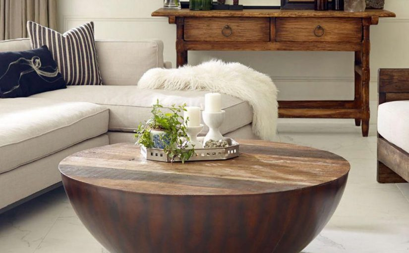 Hilton Head Furniture Store - The Ryan Coffee Table By Four Hands