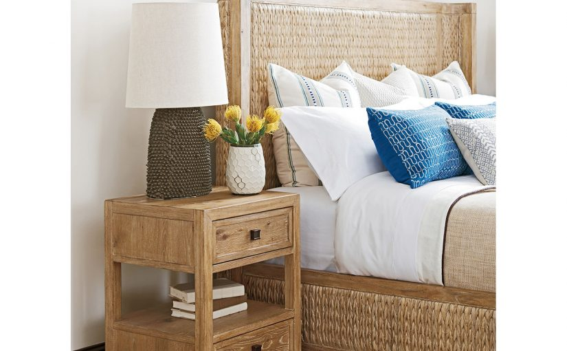 Hilton Head Furniture Store - Tommy Bahama Home Los Altos Brown Reston Night Table