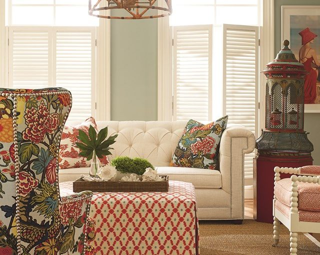 Hilton Head Furniture Store - Get The Palm Beach Look With Currey & Company