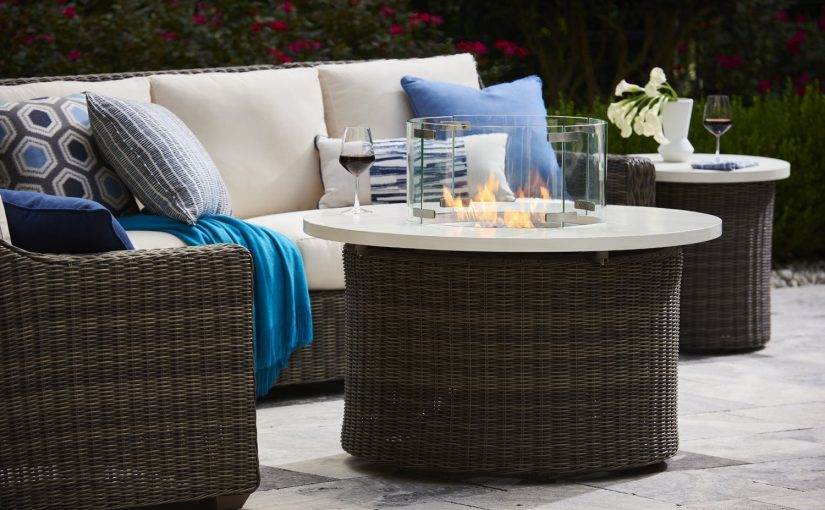 Hilton Head Furniture Store - Transitioning Into Fall Outdoor Furniture With Lane Venture