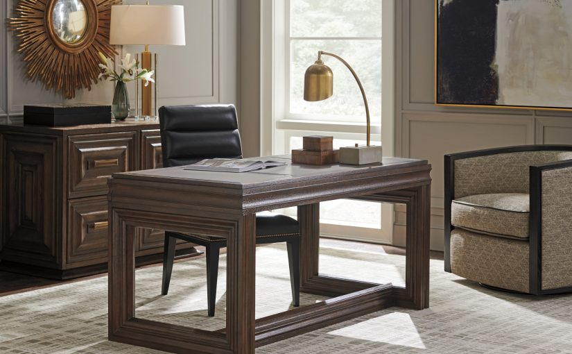 Hilton Head Furniture Store - Cambridge Writing Desk By Sligh