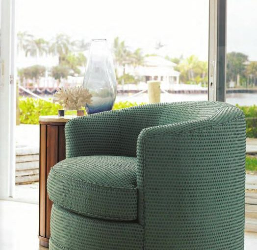 Hilton Head Furniture Store - The Kava Swivel Chair
