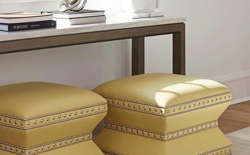 Hilton Head Furniture Store - The Wheatley Ottoman