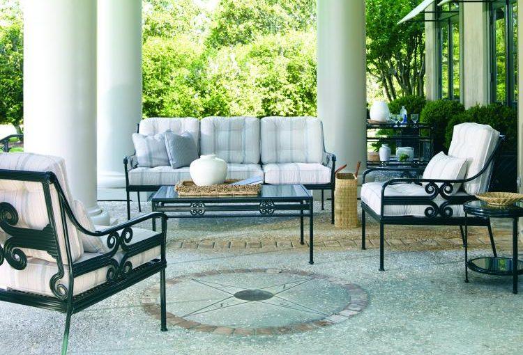Hilton Head Furniture Store - Thomas O'Brien Outdoor For Century Furniture