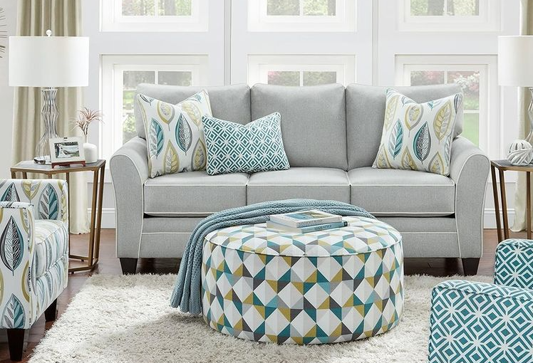 Hilton Head Furniture Store - Add A Pop Of Color With Fusion Furniture