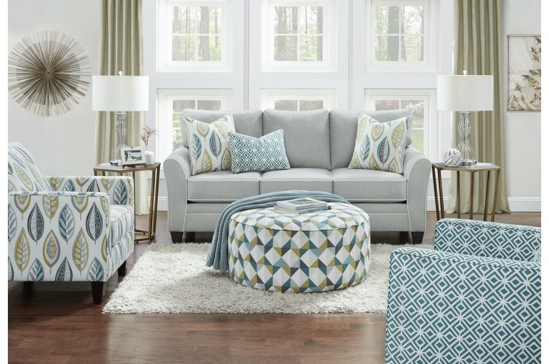 Hilton Head Furniture Store - Add A Colorful Twist With Fusion Furniture