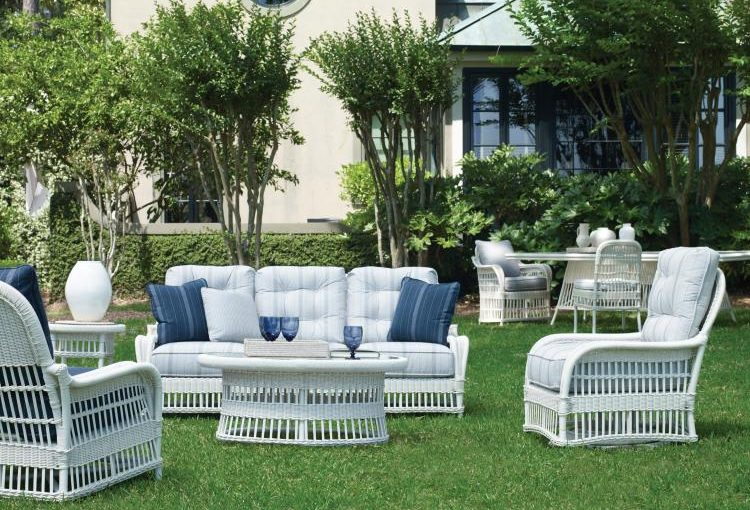 Hilton Head Furniture Store - Outside Styling With Thomas O'Brien